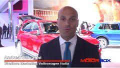 IAA Francoforte 2015: le novità Volkswagen - Immagine: 3