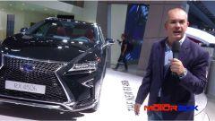 IAA Francoforte 2015: Lexus RX 450h 2016 - Immagine: 3