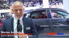 IAA Francoforte 2015: Lexus RX 450h 2016 - Immagine: 4