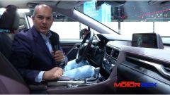 IAA Francoforte 2015: Lexus RX 450h 2016 - Immagine: 6