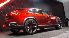 IAA Francoforte 2015: che stile, la Mazda Koeru - Immagine: 1