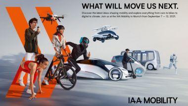 IAA Mobility, la locandina