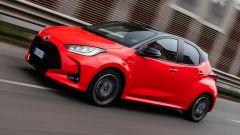 Ibride usate: dietro Fiat 500 giunge Toyota Yaris Hybrid