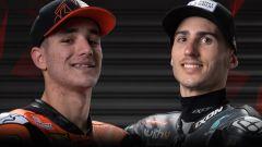 La Honda la lineup HRC 2022: dalla MotoGP arrivano Lecuona e Vierge!