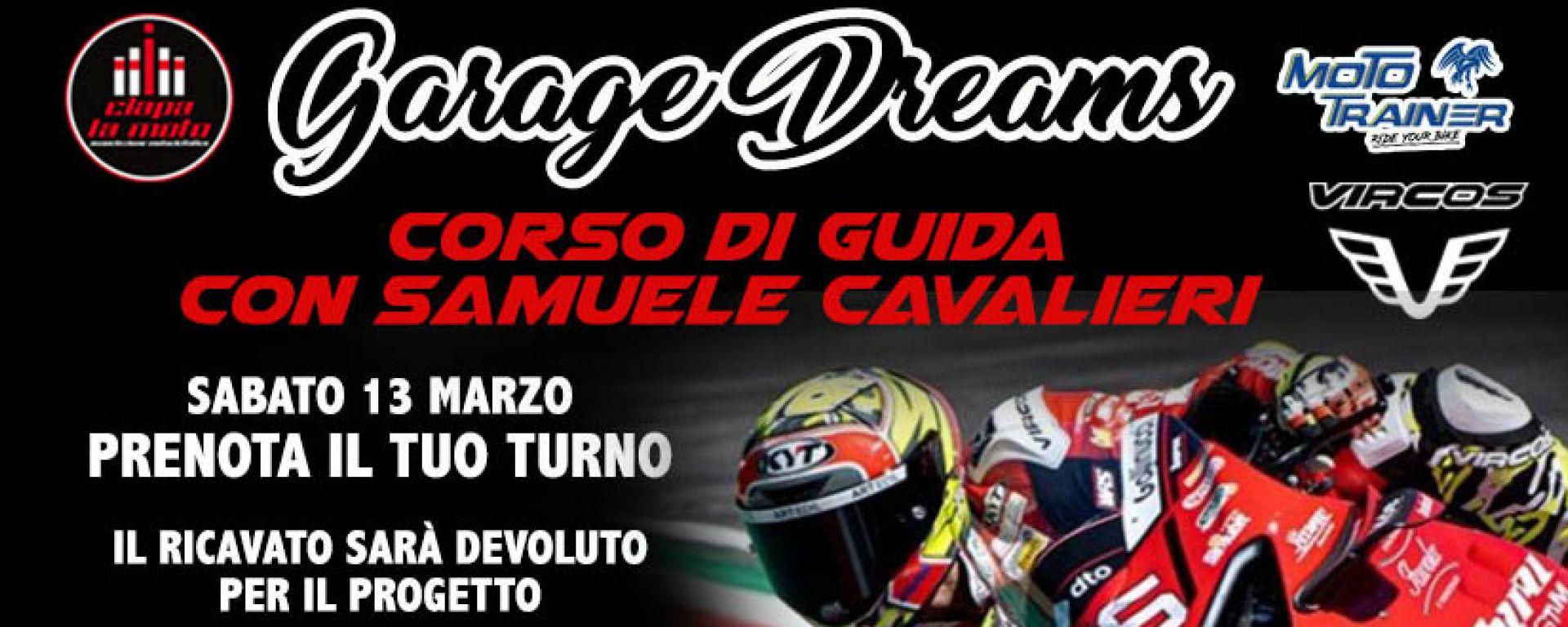Il 13 marzo l'evento di Ciapa La Moto per il progetto Child&Ride