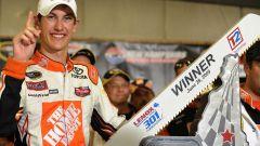 Il 19enne Joey Logano diventa nel 2009 il più giovane vincitore nella Sprint Cup della NASCAR