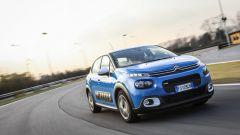 Il 3 cilindri 1.2 turbo benzina in prova fa 7,8 l/100 km con l'automatico