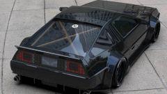 Il 3d artist Thiago D3sign immagina DeLorean attualizzata