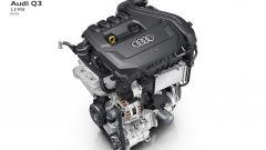 Il 4 cilindri 1.5 TFSI MHEV 48V