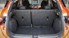 Il bagagliaio da 300 litri - Nissan Micra My 2017