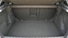 Il bagagliaio: da 420 litri disponibili in modalità standard a 1273 litri con sedili reclinati