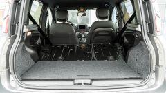 Il bagagliaio della Fiat Panda Sport Hybrid