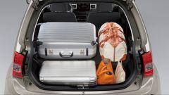 Il bagagliaio di Suzuki Ignis Hybrid 2020