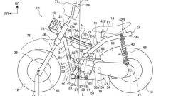 Il brevetto Honda: una nuova Monkey in miniatura o un mezzo totalmente nuovo?