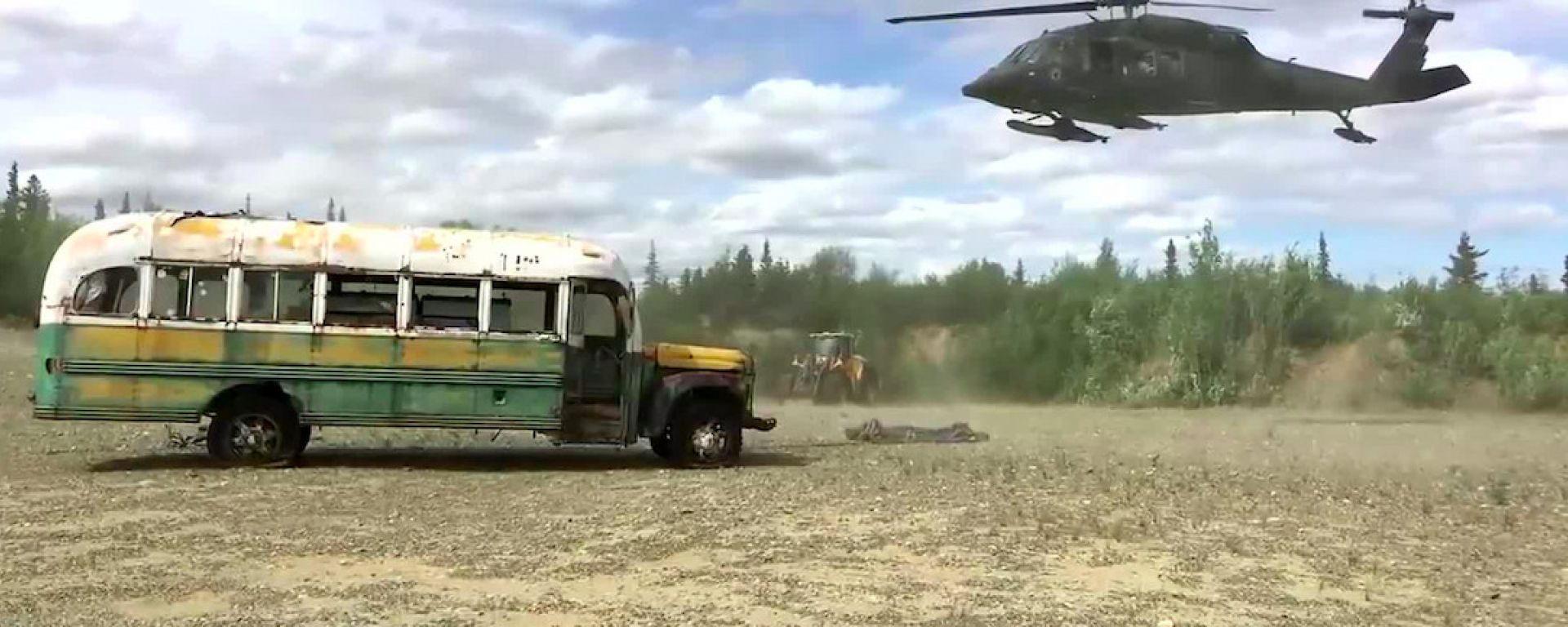 Il bus di Into The Wild