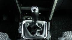 Il cambio manuale sulla Kia Xceed