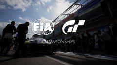 Il campionato di GT Sport è in collaborazione con FIA