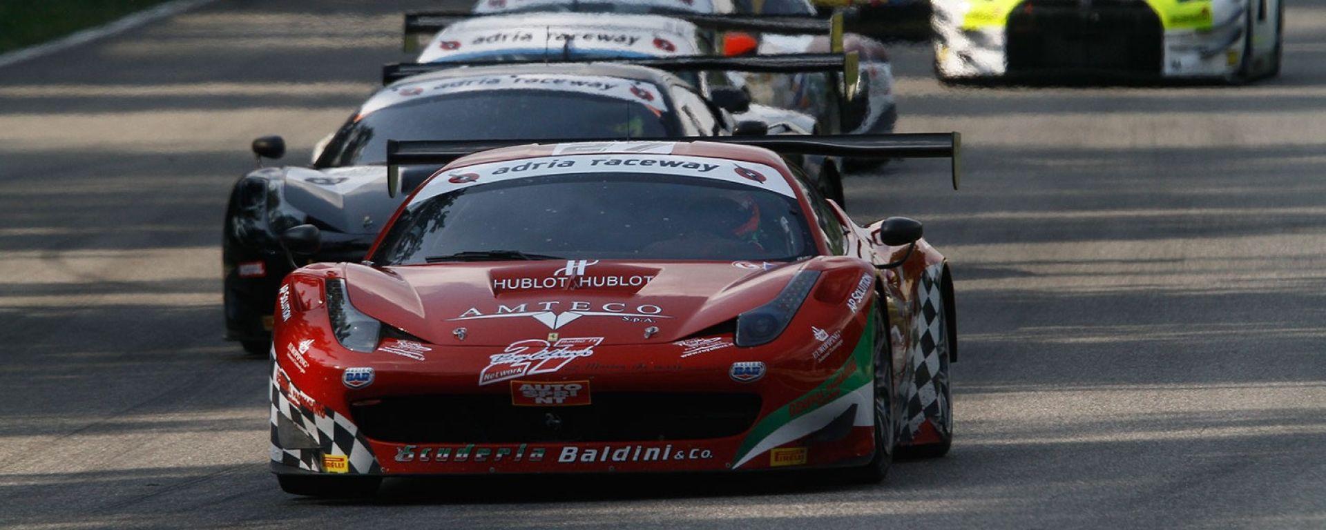 Il Campionato GT Italiano, questo weekend, sul circuito di Monza