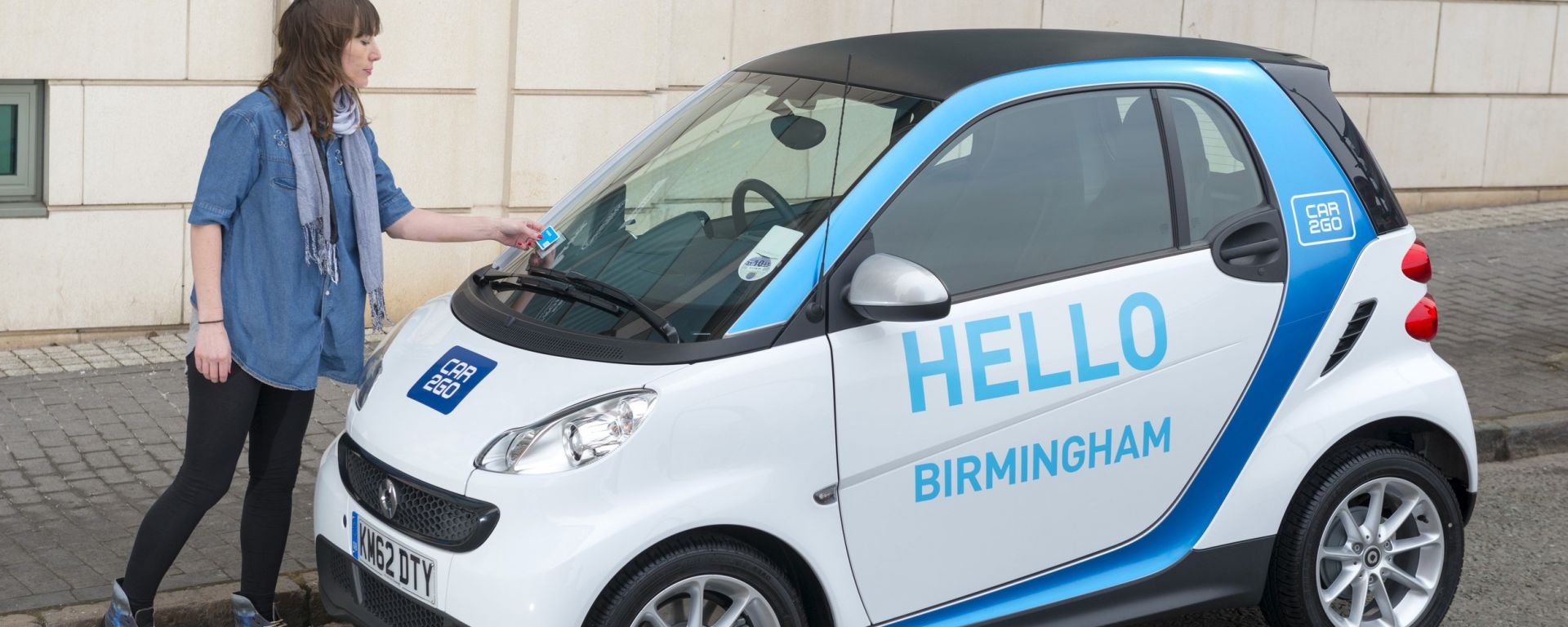 Car2Go diventa europeo