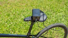 Il caricatore della Trek Dual Sport+ carica la batteria sia montata che smontata