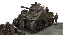 Il carro armato M4 Sherman è il fiore all'occhiello dell'asta di Artcuriel
