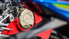 Il carter della Ducati Panigale V4s
