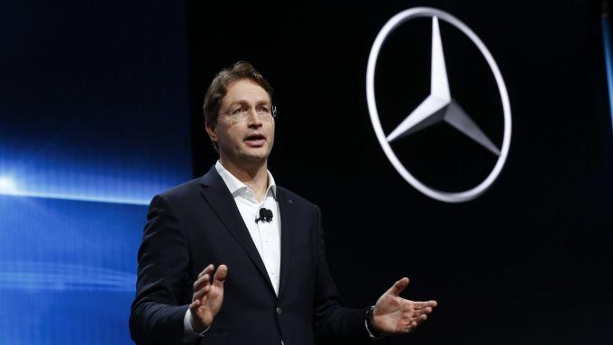 Il CEO di Daimler AG Ola Kallenius