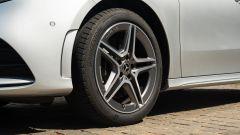 Il cerchio della Mercedes Classe A 250 e