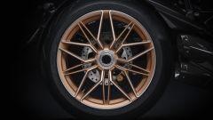 Il cerchio posteriore della Ducati Diavel 1260 Lamborghini