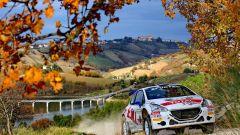 Il Challenge Raceday Terra prevede sei rally da disputare esclusivamente su strade sterrate