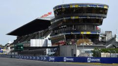 Il circuito Bugatti di Le Mans
