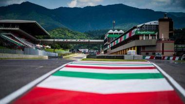 Il circuito del Mugello ospita il GP Toscana Ferrari 1000