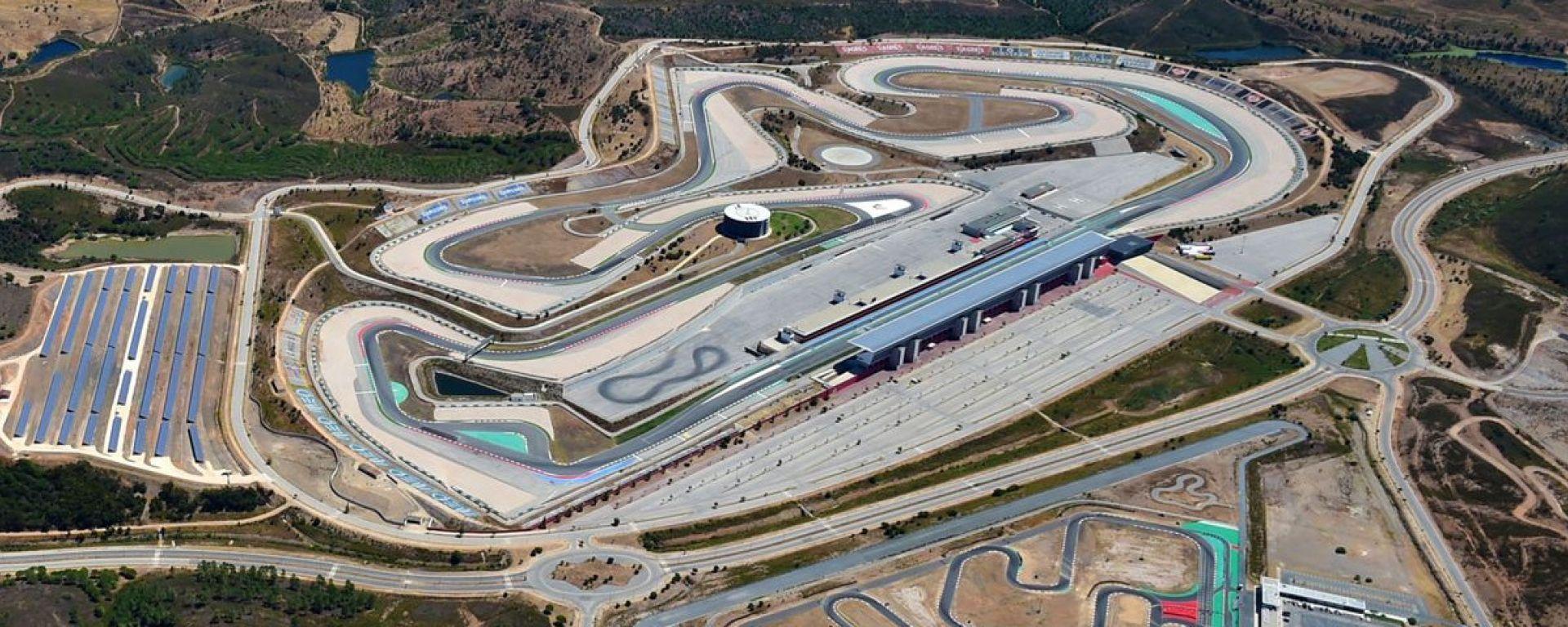 Il circuito dell'Algarve, Portimao