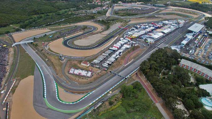 Il circuito dell'Estoril