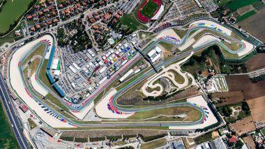 Il circuito di Misano Adriatico - Marco Simoncelli Misano World Circuit
