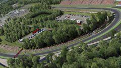 Il circuito di Monza - La vittima