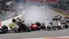 Ilcircuito di Spa-Francorchamps è sempre stato il palcoscenico di grandi battaglie