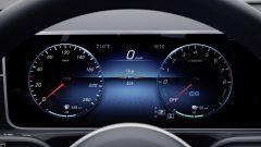 Il cockpit della Mercedes A 250 e