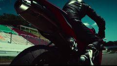 Il codone della nuova Honda CBR600RR 2021 nel teaser ufficiale