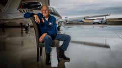 Il comandante Charlie Duke di Apollo 16