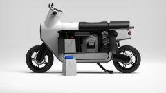 Il Commooter di Ezekiel Ring: capacità di carico 3 volte superiore ad uno scooter tradizionale