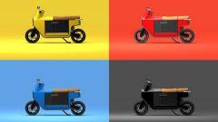 Il Commooter di Ezekiel Ring: in queste varianti di colore è ancora più simpatico
