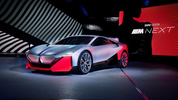 Il concept BMW Vision M NEXT