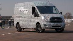 Il concept di Ford Transit full-electric