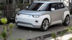 Il concept Fiat Centoventi