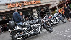 Il concessionario Harley-Davidson Brescia