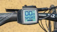 Il controller Bosch Purion della Trek Dual Sport+