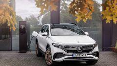 Il crossover compatto Mercedes-Benz EQA