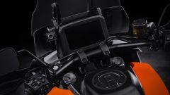 Il cruscotto della Harley-Davidson Pan America