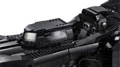 Il cupolino apribile della Batmobile LEGO